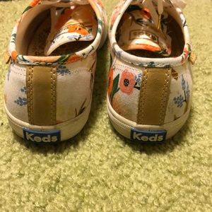 Keds Shoes - Rifle Paper Co Keds, Size 7.5